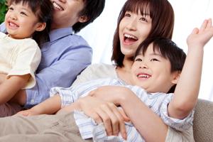 家族が集まる場所